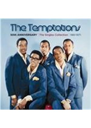 Temptations (The) - 50th Anniversary (The Singles Collection 1961-1971) (Music CD)