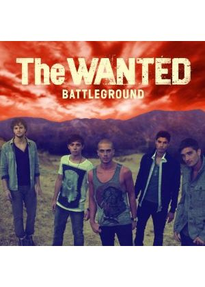 The Wanted - Battleground (Music CD)