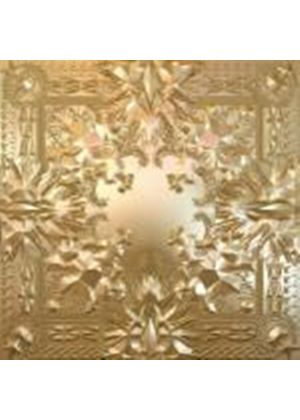 Jay-Z / Kanye West - Watch The Throne (Deluxe Edition) (Music CD)