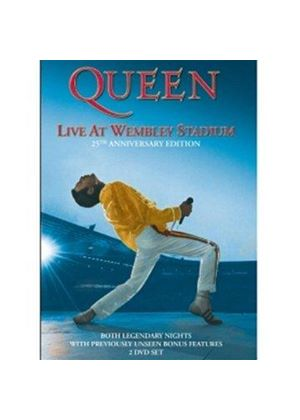 Queen - Live at Wembley [DVD] (Music CD)
