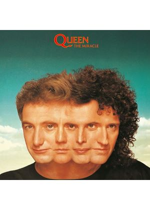 Queen - The Miracle (2011 Remaster) (Music CD)