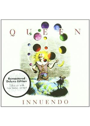 Queen - Innuendo (2011 Remaster: Deluxe Edition) (Music CD)