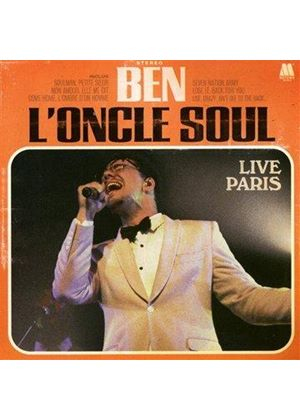 Ben l'Oncle Soul - Live Paris (Live Recording) (Music CD)
