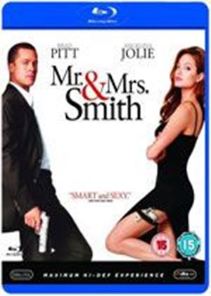 Mr And Mrs Smith (Blu-Ray)