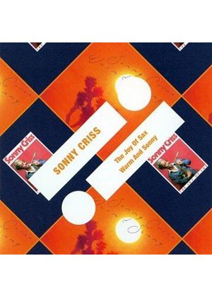 Sonny Criss - Joy of Sax/Warm and Sonny (Music CD)