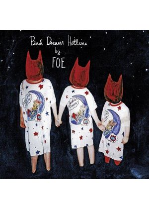 Foe - Bad Dream Hotline (Music CD)