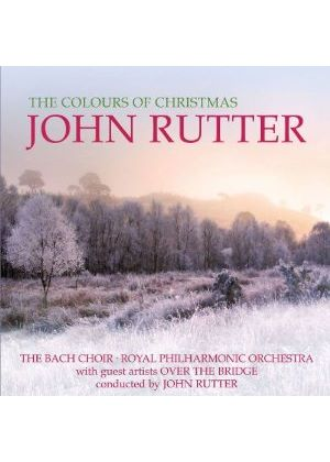 John Rutter: The Colours of Christmas (Music CD)