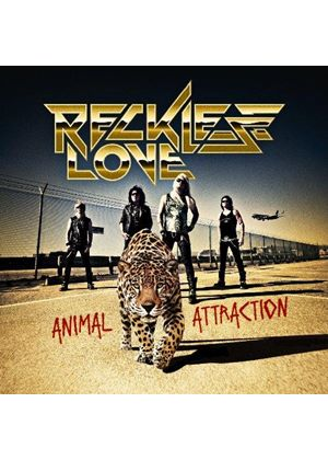 Reckless Love - Animal Attraction (Music CD)