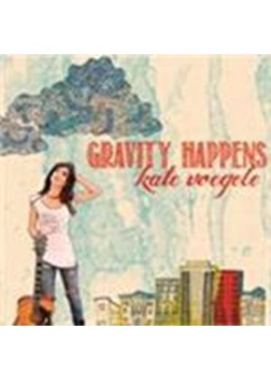 Kate Voegele - Gravity Happens (Music CD)