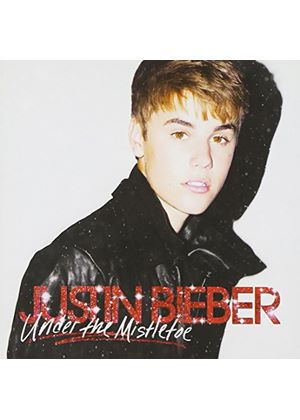 Justin Bieber - Under the Mistletoe (Music CD)