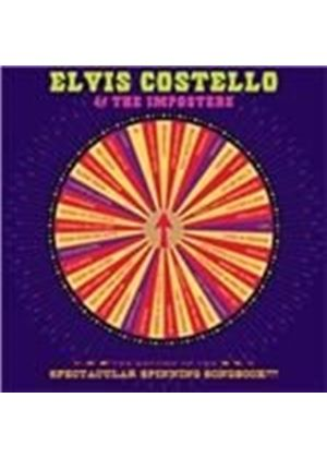 Elvis Costello - Return of the Spectacular Spinning Songbook (Music CD)