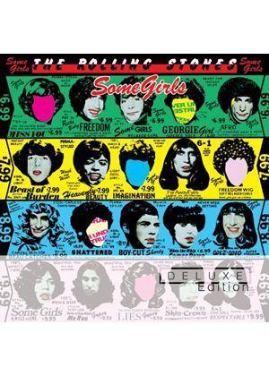 The Rolling Stones - Some Girls (2CD Deluxe Digipack Edition) (Music CD)