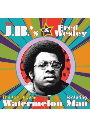 The JB's and Fred Wesley - The Lost Album featuring Watermelon Man (Music CD)
