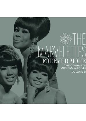 Marvelettes (The) - Forever More (The Complete Motown Albums, Vol. 2) (Music CD)