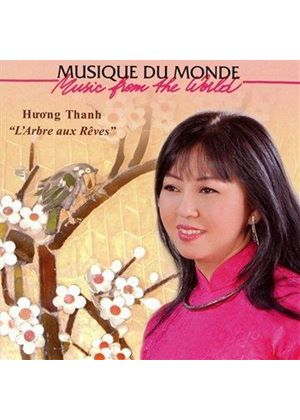 Hurong Thanh - L'Arbre aux Reves (Vietnam) (Music CD)