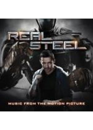 Various Artists - Real Steel - Music From The Motion Picture (Music CD)
