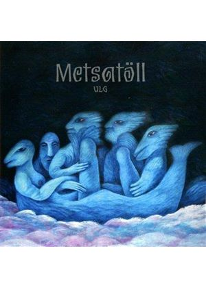 Metsatoll - Ulg (Music CD)