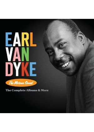 Earl Van Dyke - Motown Sound (The Complete Albums, Singles & More) (Music CD)