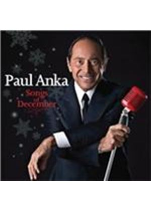 Paul Anka - Songs of December (Music CD)