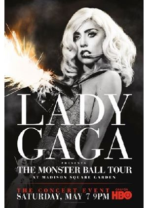 Lady Gaga - Monster Ball Tour at Madison Square Garden [DVD]
