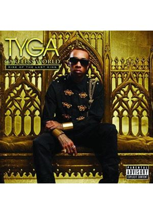 Tyga - Careless World (Rise of the Last King/Parental Advisory) [PA] (Music CD)