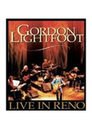 Gordon Lightfoot - Live in Reno (Live Recording/+DVD)
