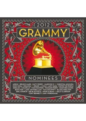 Various Artists - 2012 Grammy Nominees (Music CD)