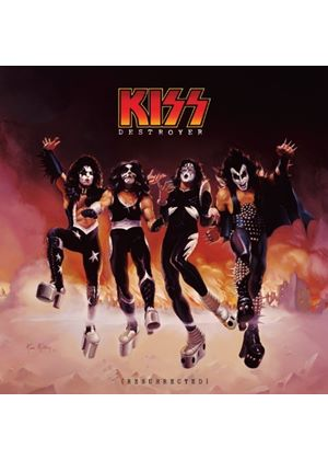 Kiss - Destroyer: Resurrected (Music CD)