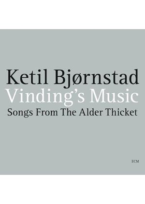 Ketil Bjørnstad - Vinding's Music (Songs from the Alder-Thicket) (Music CD)