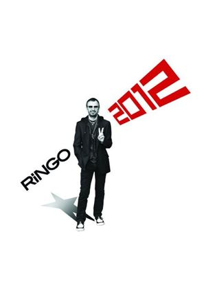 Ringo Starr - Ringo 2012 (Music CD)