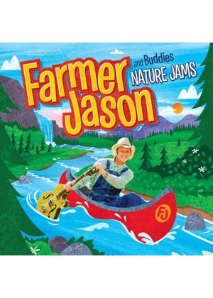 Farmer Jason and Buddies - Nature Jams (Music CD)