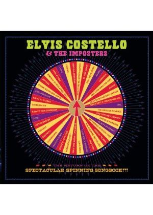 Elvis Costello - Return of the Spectacular Spinning Songbook!!! (Live Recording) (Music CD)