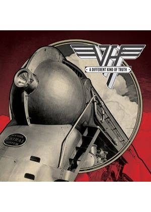 Van Halen - A Different Kind Of Truth (Music CD)