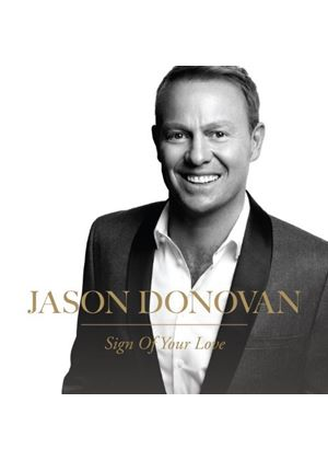 Jason Donovan - Sign of Your Love (Music CD)