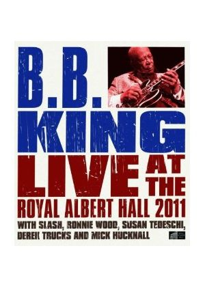 B.B. King - Live at the Royal Albert Hall 2011 (Live Recording) (Music CD)