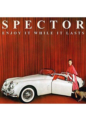 Spector - Enjoy it While it Lasts (Music CD)
