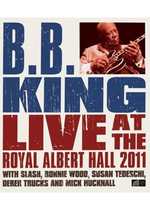 BB King And Friends Live At The Royal Albert Hall [Blu-ray][Region Free] (Blu-ray)