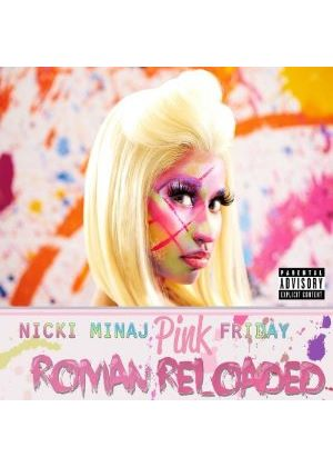 Nicki Minaj - Pink Friday: Roman Reloaded (Music CD)