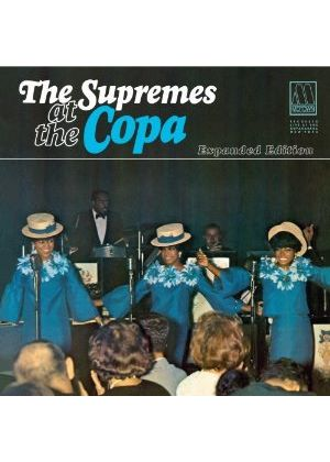 Supremes (The) - At the Copa (Live Recording) (Music CD)