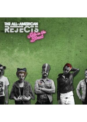 The All-American Rejects - Kids In the Street (Music CD)