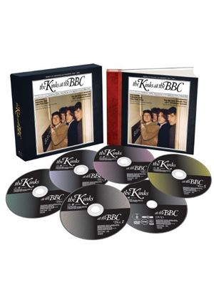 The Kinks - At the BBC (6 Disc Box Set) (Music CD)