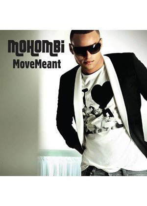 Mohombi - MoveMeant (Music CD)