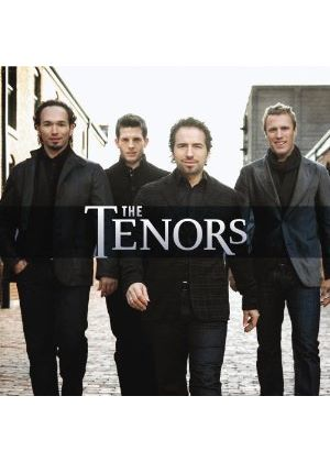 The Tenors  - The Tenors (Music CD)