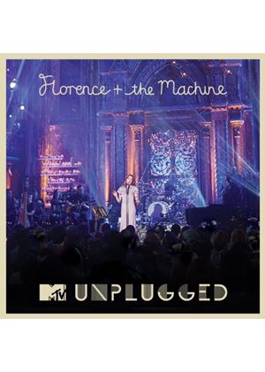 Florence And The Machine - MTV Presents Unplugged: Florence And The Machine (CD & DVD) (Music CD)