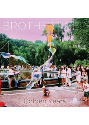 Brothertiger - Golden Years (Music CD)