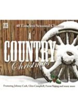 Various Artists - Country Christmas, A (Music CD)