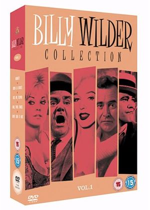 Billy Wilder Collection - Vol. 1 - Avante  / Irma La Douce / Kiss Me  Stupid / One  Two  Three / Some Like It Hot