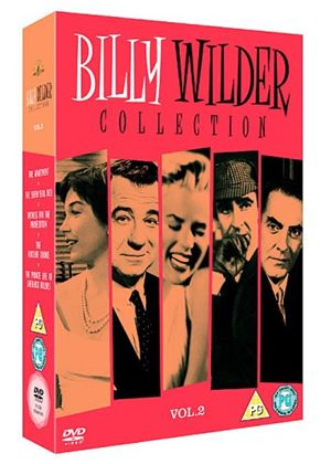 Billy Wilder Collection - Volume 2 - The Apartment / The Seven Year Itch / Witness For The Prosecution / The Fortune Cookie / The Private Life Of Sherlock Holmes
