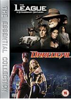 League Of Extraordinary Gentlemen / Daredevil (2 Disc)