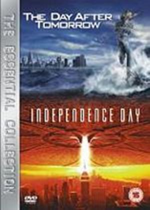 Day After Tomorrow, The / Independence Day (Essential Collection)